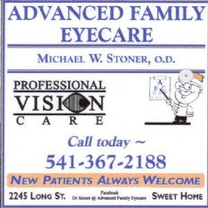Advanced Family Eyecare Logo