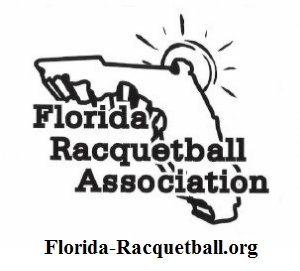 Florida Racquetball Association, Inc. Logo