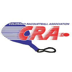 Colorado Racquetball Association Logo