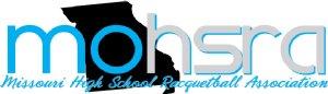 Missouri High School Racquetball Association Logo