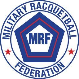 Military Racquetball Federation  Logo