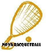 NoVA Racquetball Logo