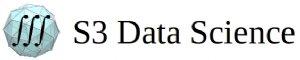 S3 Data Science Logo