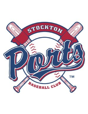 The Stockton Ports Logo