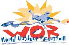 World Outdoor Racquetball Logo