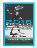 2016 USA Racquetball Junior Olympic Championships