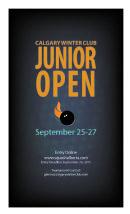 Calgary Winter Club Junior Open