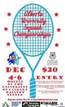 Alberta University/College Open Championships