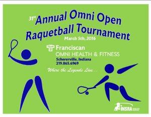 Racquetball Tournament in SCHERERVILLE, IN USA