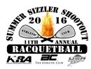 2016 11th Annual Summer Sizzler Racquetball Shootout