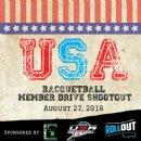 2016 USA Racquetball Member Drive Shootout -- Presented by WearRollout.com