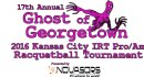 2016 - 17th Annual Ghost of Georgetown IRT Pro-Am Tier 1 Racquetball Tournament Presented by Novasors (powered by Centrinex)