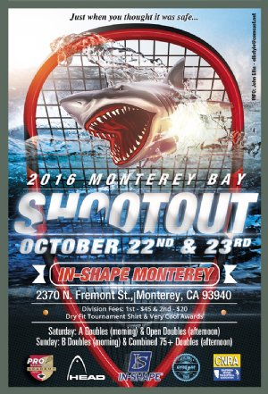 2016 MONTEREY BAY SHOOTOUT