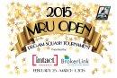 2015 MRU Open & PSA