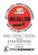 2017 3Wallball World Championships -  Racquetball