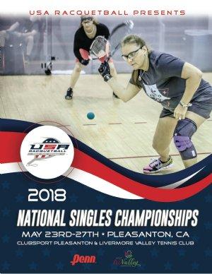 2018 National Singles Championships