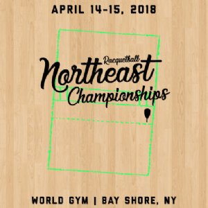 Racquetball Tournament in Bay Shore, NY USA