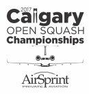 Calgary Open