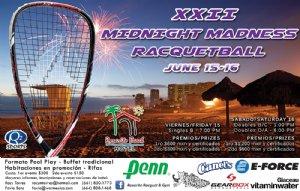 Racquetball Tournament in Rosarito Beach, BC MEX