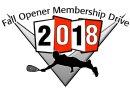 2018 Fall Opener Membership Drive