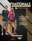 2019 NATIONAL PADDLEBALL ASSOCIATION NATIONAL SINGLES TOURNAMENT AND EASTERN DOUBLES