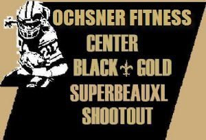 2019 Black & Gold SuperbeauxLIII Racquetball Shootout