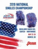 2019 USA Racquetball National Singles Championships