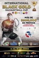 INTERNATIONAL BLACK GOLD RACQUETBALL CUP 2019