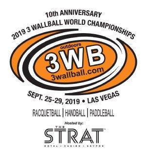 2019 3WallBall World Championships - Paddleball
