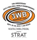 2019 3WallBall World Championships - Paddleball