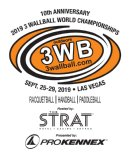 2019 3WallBall World Championships - Racquetball