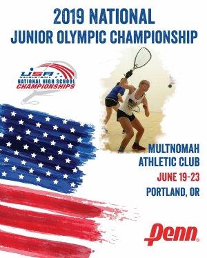 2019 National Junior Olympic Championship