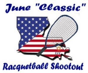 Racquetball Tournament in Harahan, LA USA