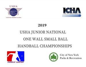 Handball Tournament in Brooklyn, NY USA