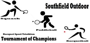 Racquetball Tournament in Southfield, MI USA