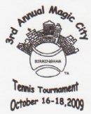 3rd Annual Magic City Tennis Tournament