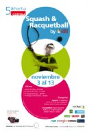 5º Fecha CERTINA Squash & Racquetball BY CARNES ÑUBLE