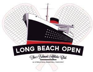 Racquetball Tournament in Long Beach, CA USA