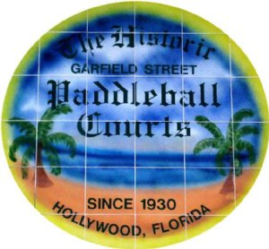 Racquetball Tournament in Hollywood, FL USA
